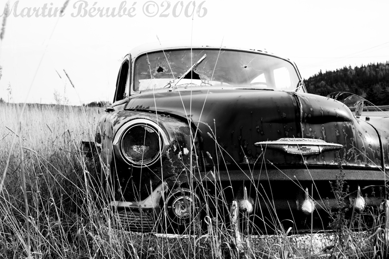 Vieille Chevy