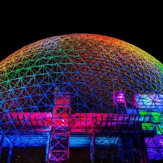 Biosphère de Montréal