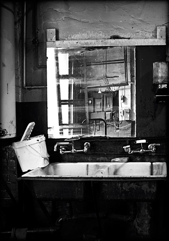 Lavabo de Garage